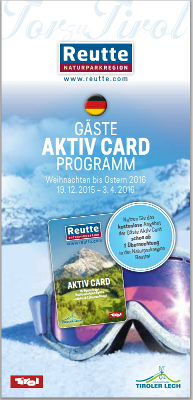 Aktiv Card Winter